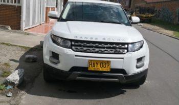 Usado Land Rover Range Rover Evoque 2013 completo