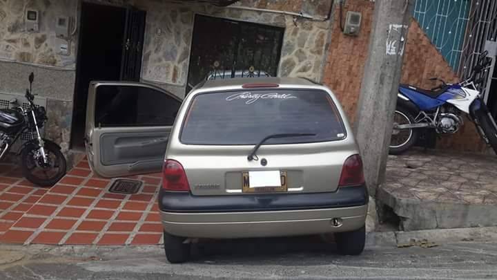 Usado Renault Twingo 2001 completo