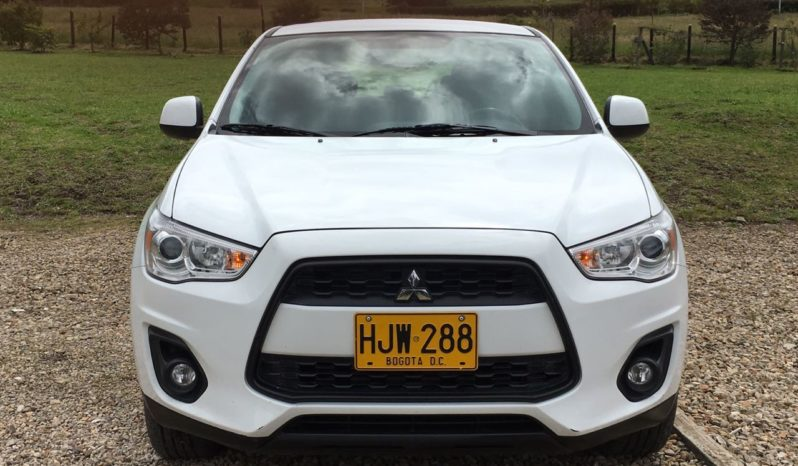 Usado Mitsubishi ASX 2014 completo
