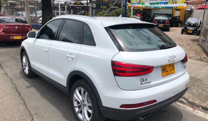 Usado Audi Q3 2014 completo