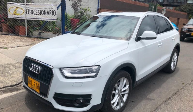 Usado Audi Q3 2014