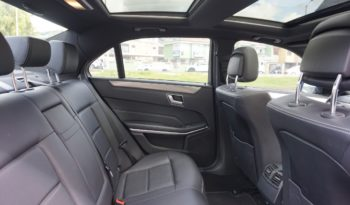 Usado Mercedes Benz Clase E 2015 completo