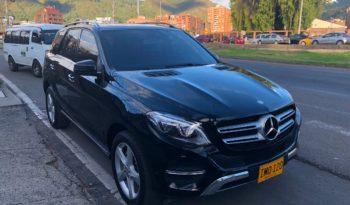 Usado Mercedes Benz Clase GLE 2016 completo