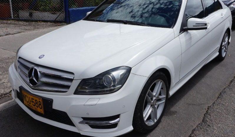 Usado Mercedes Benz Clase C 2013