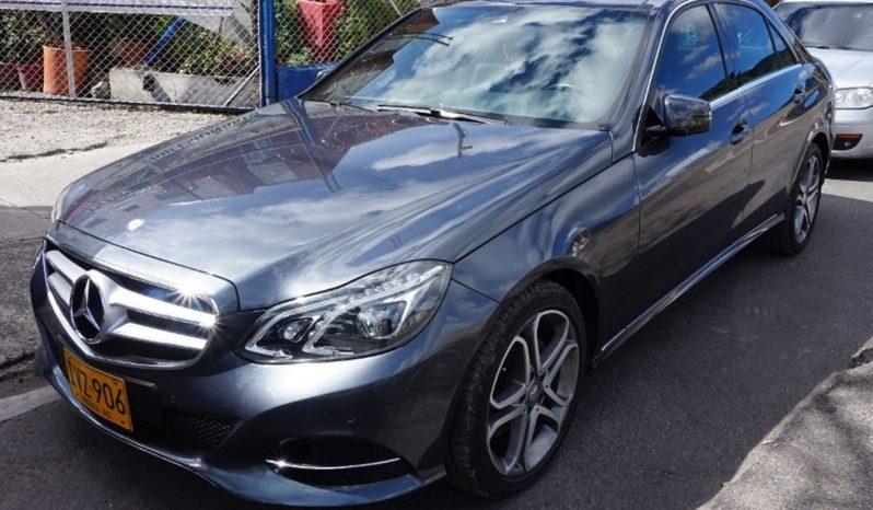 Usado Mercedes Benz Clase E 2015