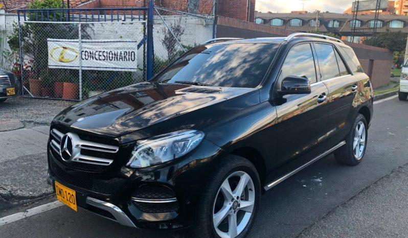 Usado Mercedes Benz Clase GLE 2016
