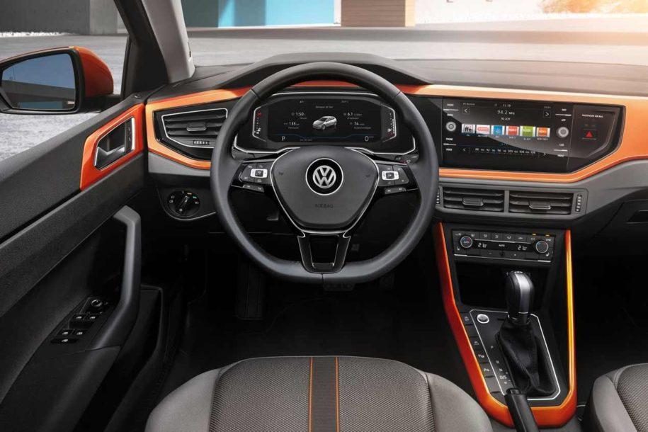 Presentan Oficialmente de Nuevo Volkswagen Polo 2018 - Autos Rodando 9a0d6feadff8b