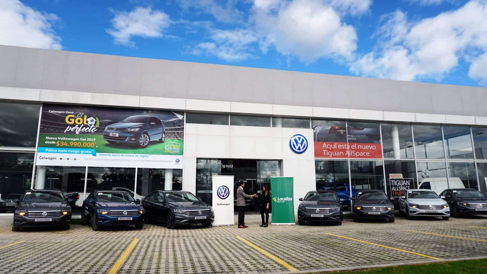 Volkswagen jetta 2019 Colombia